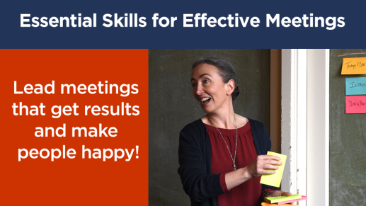 Essential Skills for Effective Meetings
